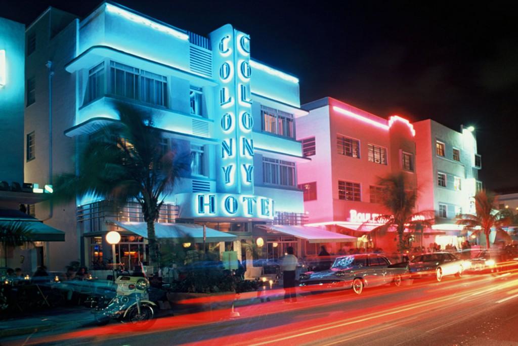 Hotell i Miami